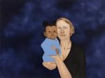 LeeannMateo - oil on canvas - 97 x 130 - 2007