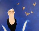 Nadja - oil on canvas - 81 x 65 - 2006
